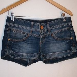 Guess jeans short size 27